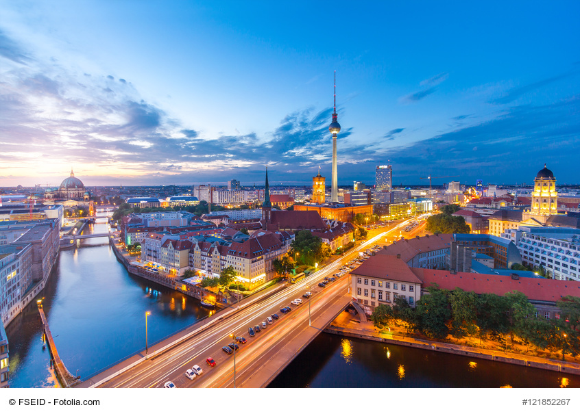 Destination : Berlin, l'incroyable !