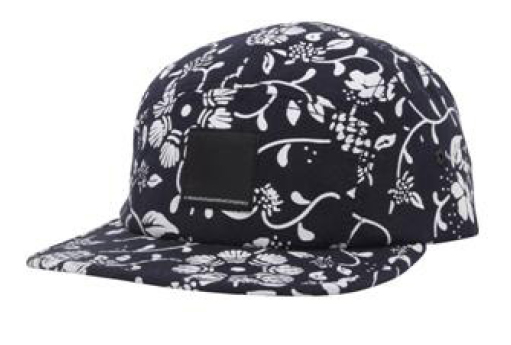 Casquette HAWAIWE 5 PANEL