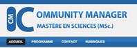 Faire un Mastère en Sciences  « Community Management » ? Vous en avez rêvé?