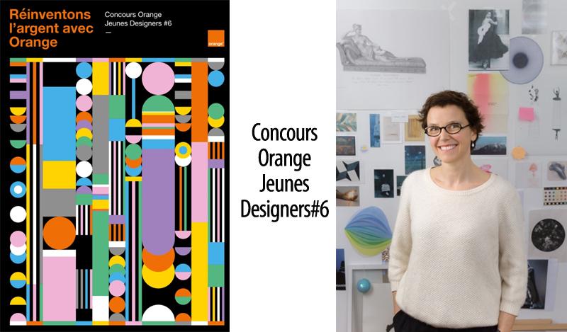 Appel à candidatures pour le Concours Orange Jeunes Designers#6