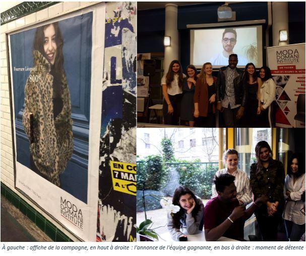 Les étudiants de Moda Domani Institute défient les standards de la mode