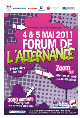 Forum de l'alternance 2011