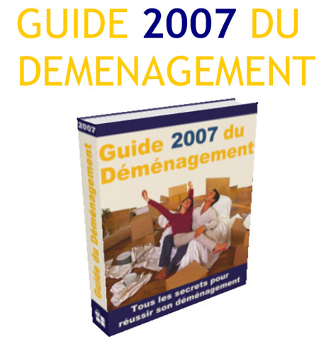 guide du d m nagement 2007. Black Bedroom Furniture Sets. Home Design Ideas