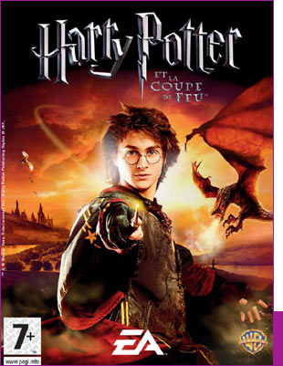 Harry potter et la coupe de feu sur console de jeux - Jeux de harry potter et la coupe de feu ...