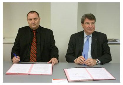 L'Institut français et CampusFLE signent une convention de partenariat