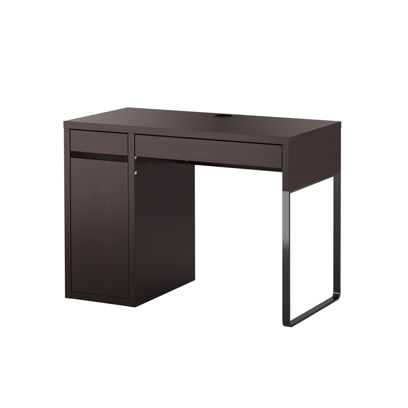 bureau verre ikea longueur 150cm largeur 80 cm hauteur 70 cm cartement bureau ik a tr teau et. Black Bedroom Furniture Sets. Home Design Ideas