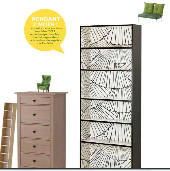 pendant deux mois du 1er avril au 31 mai 2013 ikea france lance un nouveau service destin. Black Bedroom Furniture Sets. Home Design Ideas