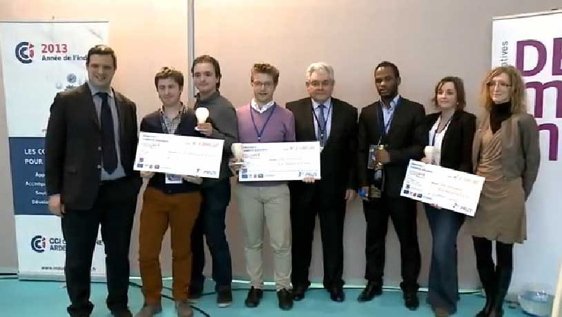 3 projets innovants français primés aux Innovact Campus Awards