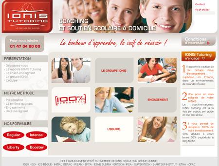 IONIS Group Education s'engage dans le soutien scolaire à domicile