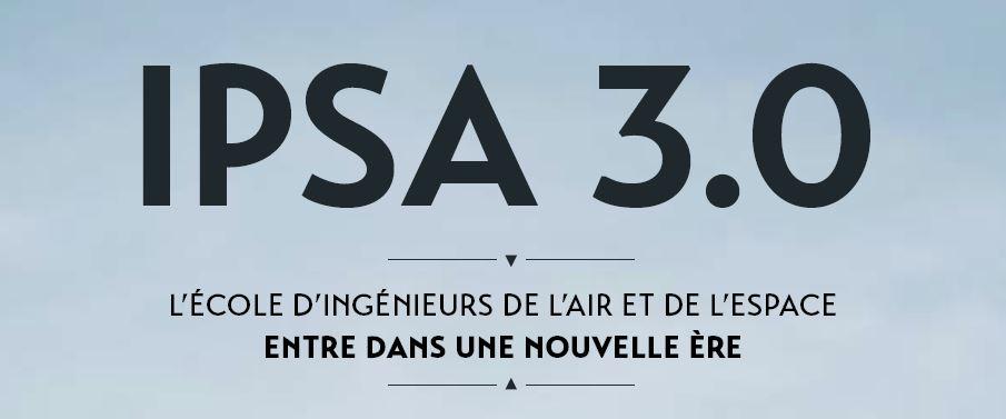 Ingénieur & Air & Espace : L'IPSA se fixe un cap ambitieux avec sa roadmap IPSA 3.0