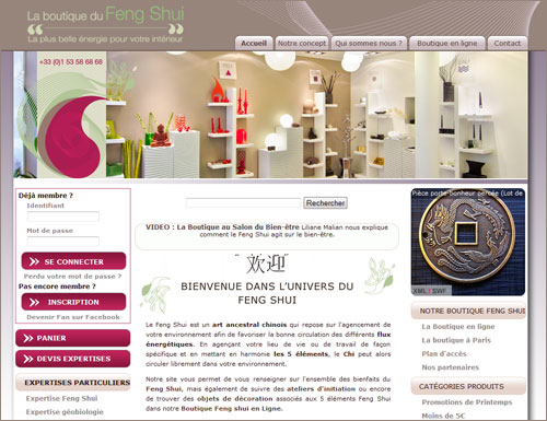 mettez le cap sur le feng shui avec la boutique du feng shui. Black Bedroom Furniture Sets. Home Design Ideas