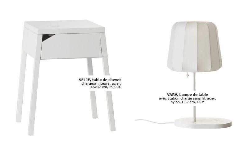 Chargeur Sans Fil Ikea Top Design Mobilier Des Meubles Quip S De