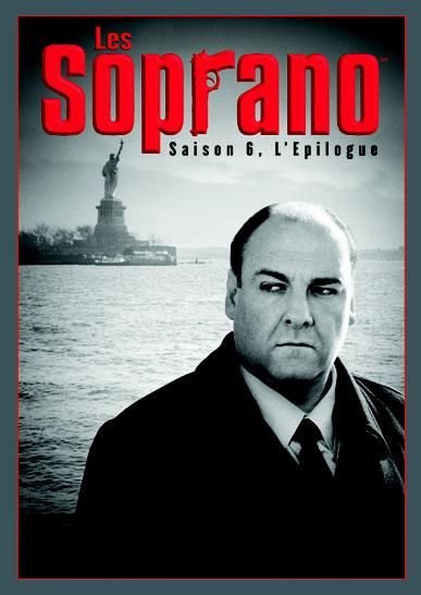 Les Soprano : Sortie en DVD de la saison  6 - l'épilogue - de la série
