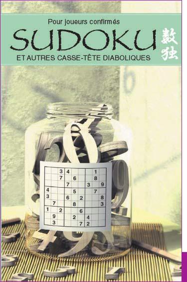 Livre de sudoku - Grille de sudoku diabolique ...