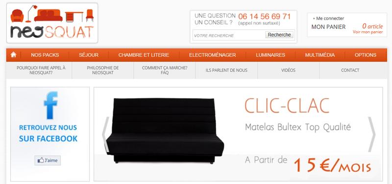 bon plan logement tudiant louer ses meubles pour. Black Bedroom Furniture Sets. Home Design Ideas