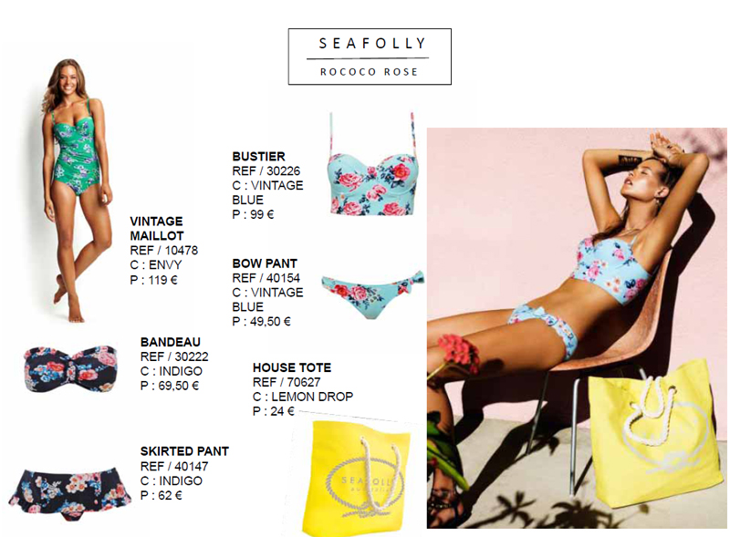 Maillot SEAFOLLY