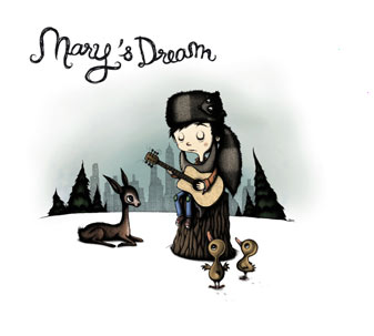 Mary's Dream : leur 1er album est disponible !