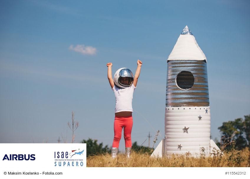 Depuis tout petit, une envie d'embrasser une carrière d'ingénieur dans le monde du Spatial?