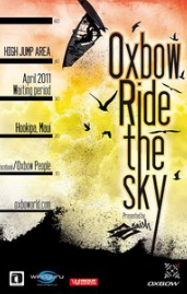l'Oxbow Ride the Sky présenté par Naish
