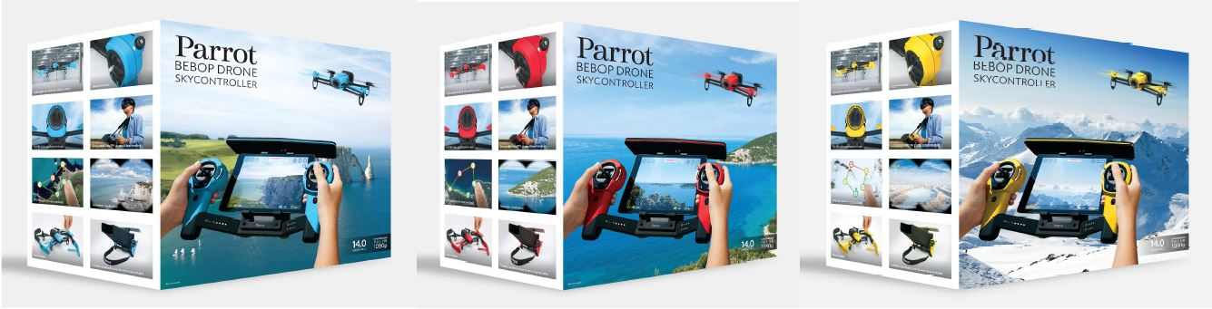 voler filmer photographier comme un pro avec le nouveau drone parrot bebop. Black Bedroom Furniture Sets. Home Design Ideas