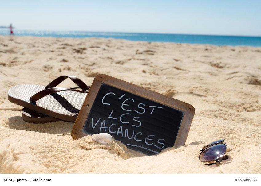 Vous de partez pas en vacances cet été?