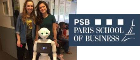 Robots, drones et intelligence artificielle: Connaissez vous le PSB Innovation Club?