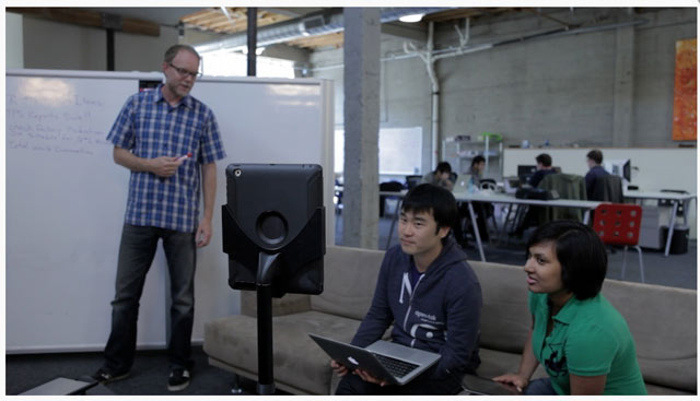 Innovation recrutement : envoyer un robot à la rencontre des futurs salariés, mettez le cap sur le recrutement robotisé