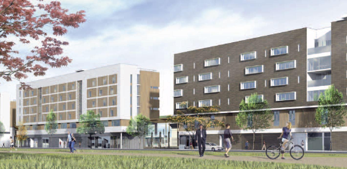 Ouverture d'une nouvelle résidence étudiante à Vitry-sur-Seineau