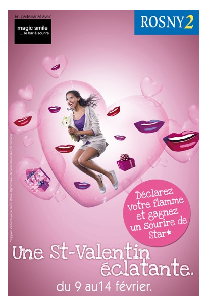 Bon plan pour la saint valentin rosny 2 - Rosny 2 recrutement ...
