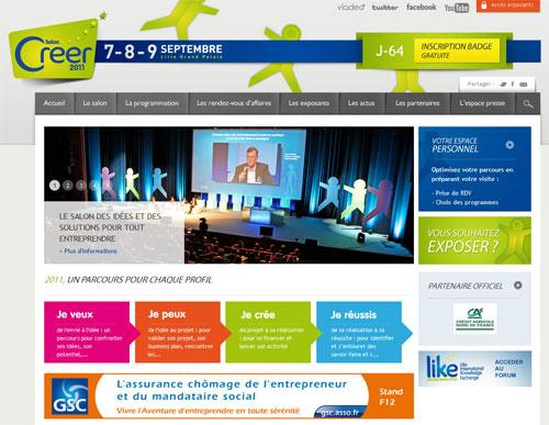 Salon créer 2011