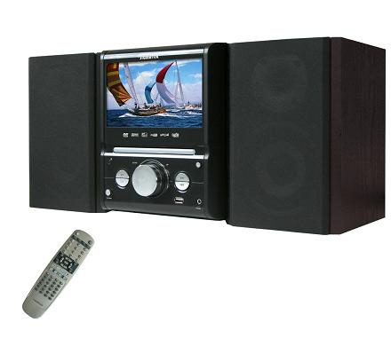 sigmatek hfdl 1070 une chaine avec tv et lecteur dvd. Black Bedroom Furniture Sets. Home Design Ideas