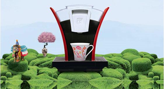 Apr s les capsules caf et les machines nespresso nestl r cidive avec special t - Machine a the special t ...