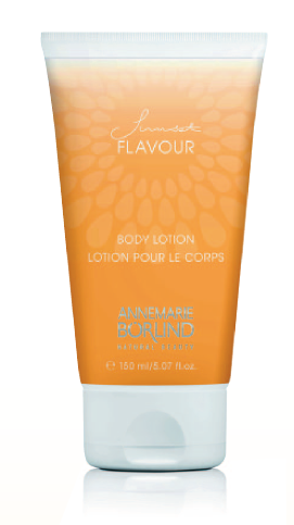 Lotion corps Sunset flavour - par Anne-Marie BORLIND