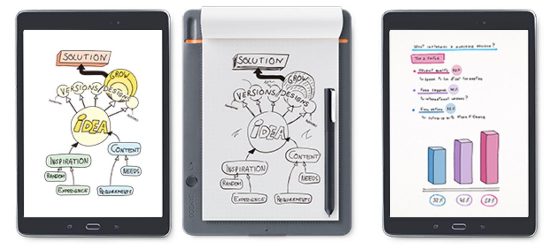 Bamboo Slate : Une tablette pour digitaliser tous vos écrits et dessins en temps réel