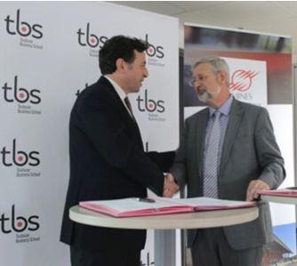 Double diplôme TBS - Mines d'Albi