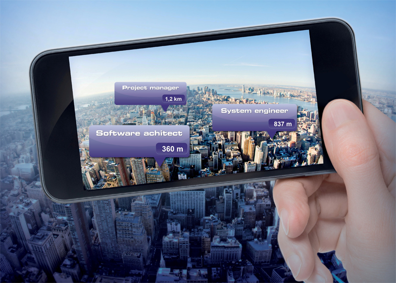 Thales recrute sur Mobile : nouvelle application mobile  « Thales World 4U »
