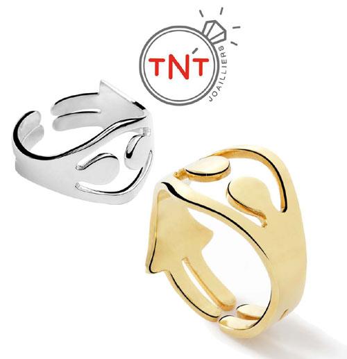 TNT propose une collection décalée qui révèle l'état brut des métaux précieux