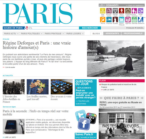 Stage et discriminations sur Paris