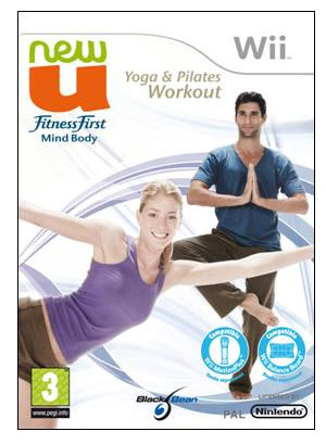 NewU Fitness First Mind Body Yoga & Pilates Workout disponible !