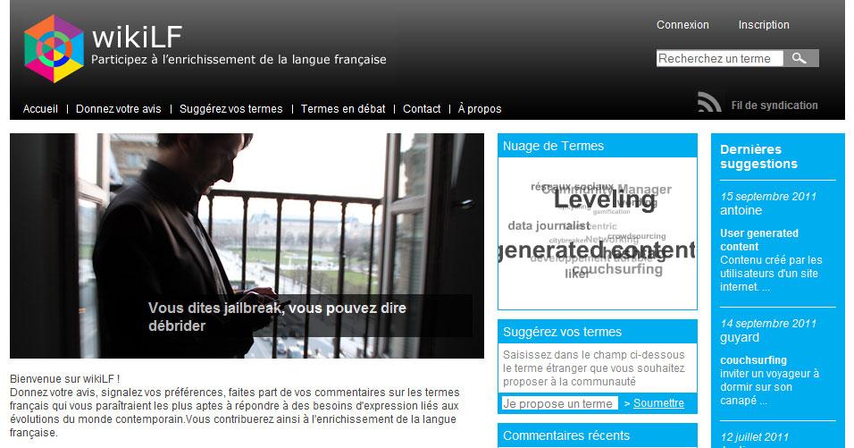 Citoyens à vos mulots : un wiki de la langue française vient d'ouvrir !