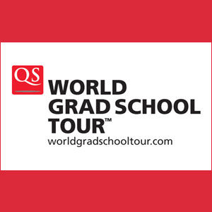QS World Grad School Tour - Mercredi 22 Octobre