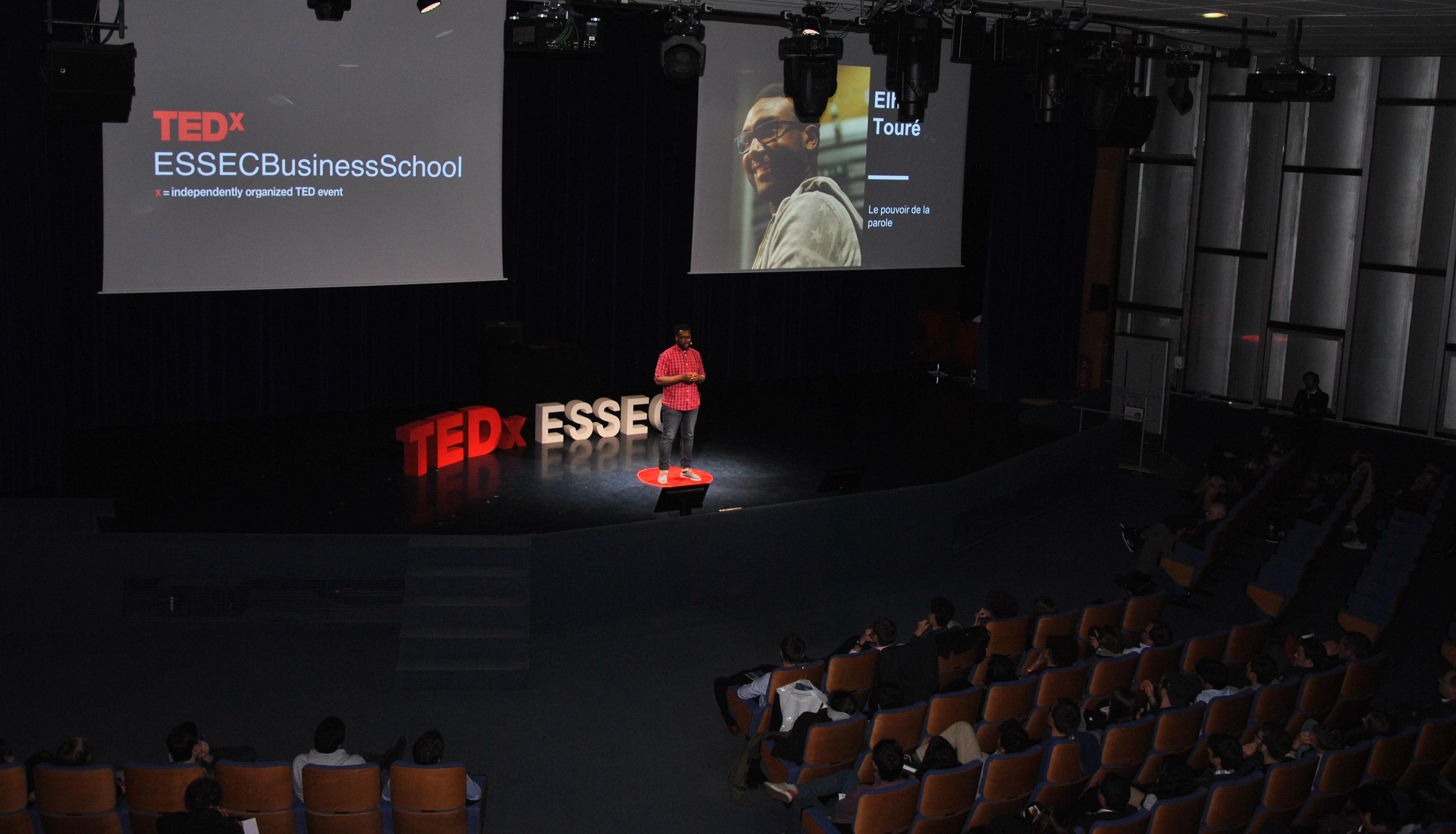 Première édition du TEDxESSECBusinessSchool