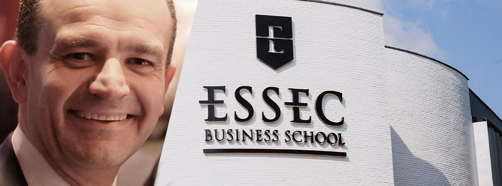 Vincenzo Esposito Vinzi nouveau Directeur général de l'ESSEC Business School