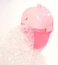 Des bulles encore des bulles ...