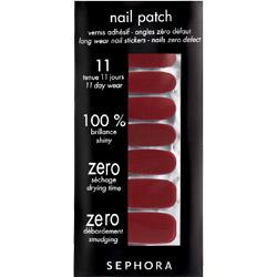 J'ai testé pour vous les Nails Patch de Sephora