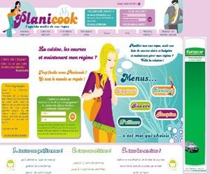 Planicook l outil en ligne de planification de repas for Planification cuisine en ligne