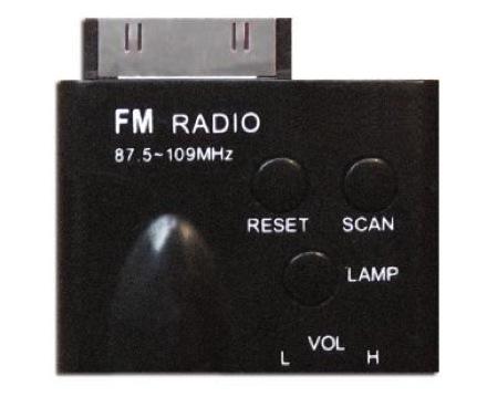 La 1ère radio FM pour iPhone & iPodà tout petit prix...