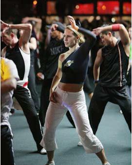 Body fitness form 39 expo du 20 au 22 mars 2009 paris expo for Porte de versailles salon fitness