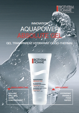 Aquapower absolute gel