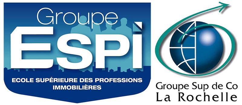 L'ESPI s'associe à Sup de Co La Rochelle pour délivrer un double-diplôme